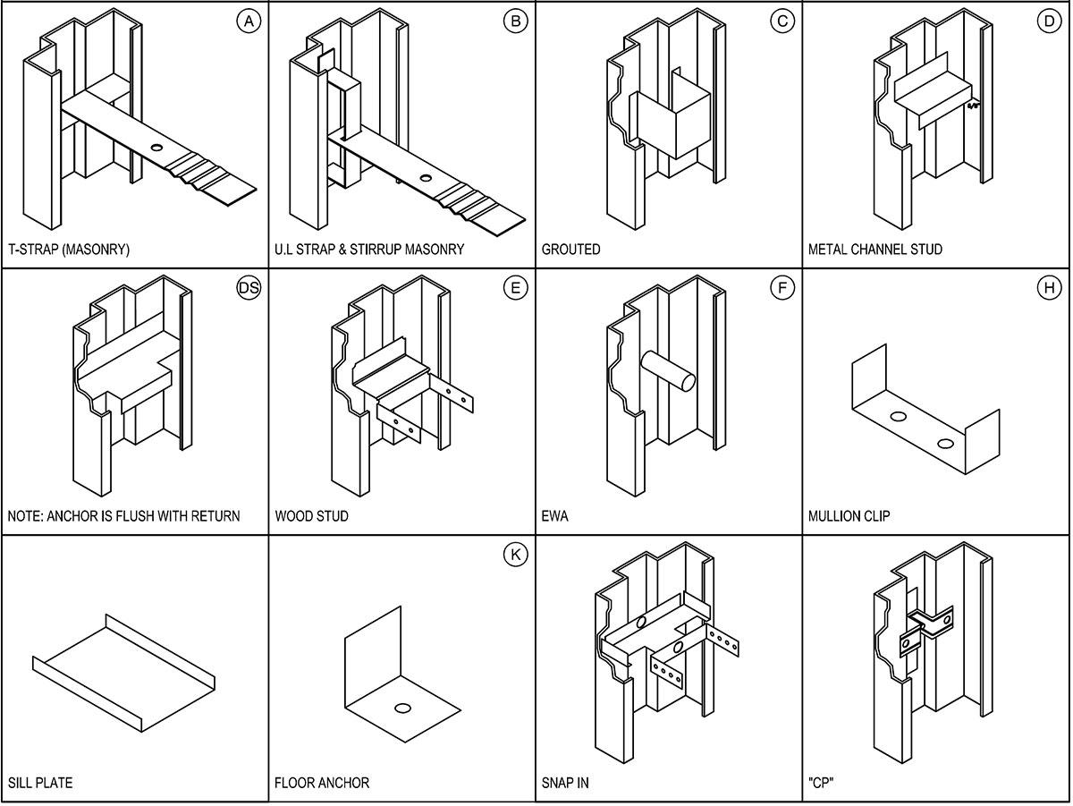 frames-standard-frame-anchors - Rocky Mountain Metals, Inc